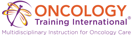 Oncology Training International Retina Logo